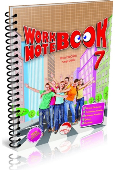 Lingusta Work Notebook 7. Sınıf Lingu7