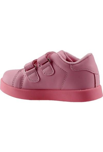 Vicco 313.E19K.100 Günlük Işıklı Kız/Erkek Çocuk Spor Ayakkabı Pembe