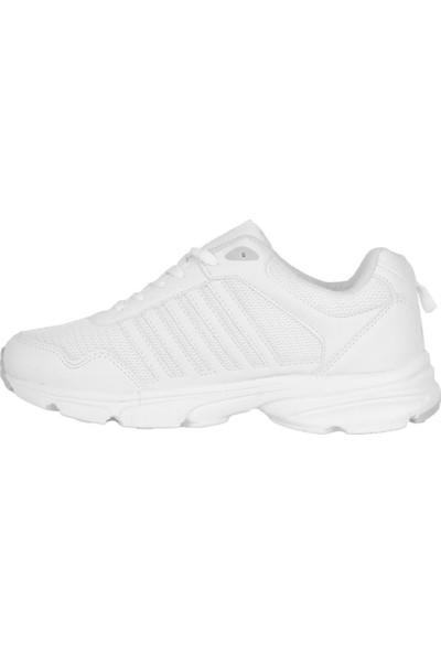 M.P 201-6803 Beyaz Yürüyüş Koşu Yazlık Rahat Erkek Spor Ayakkabı 42