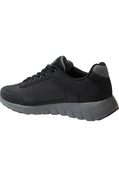 M.P 201-1188 Siyah Anatomik Erkek Spor Ayakkabı