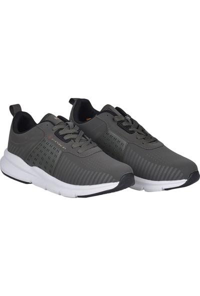 Mp 202-1515 Haki Yürüyüş Koşu Erkek Spor Ayakkabı
