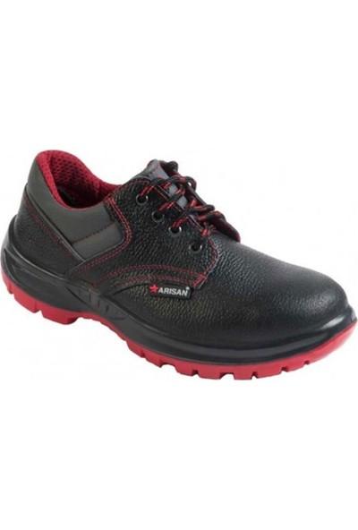 Arısan S2 1001 Deri Çelik Burunlu Ayakkabı