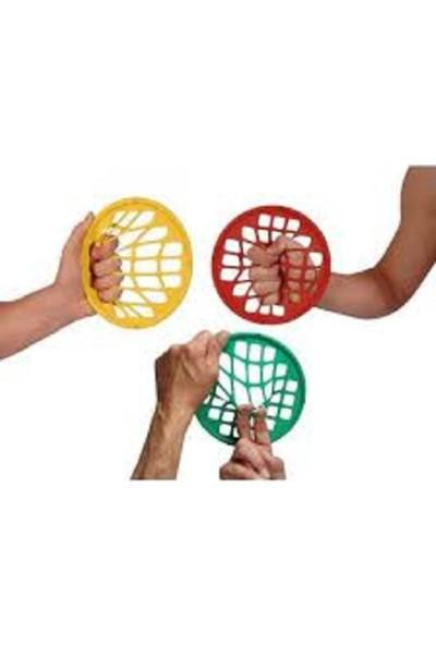 Msd (Mvs) Power Web Junior El Parmak Kol Kuvvetlendirici Sarı
