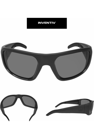 Inventiv Sport Kablosuz Bluetooth Sesli Güneş Gözlüğü (Yurt Dışından)