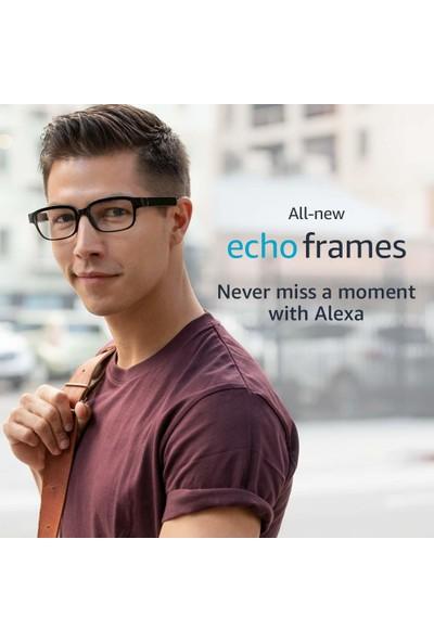 Echo Frames Akıllı Gözlük 2.nesil (Yurt Dışından)