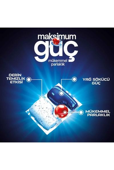 Finish Quantum Max Bulaşık Makinesi Deterjanı 48 Kapsül