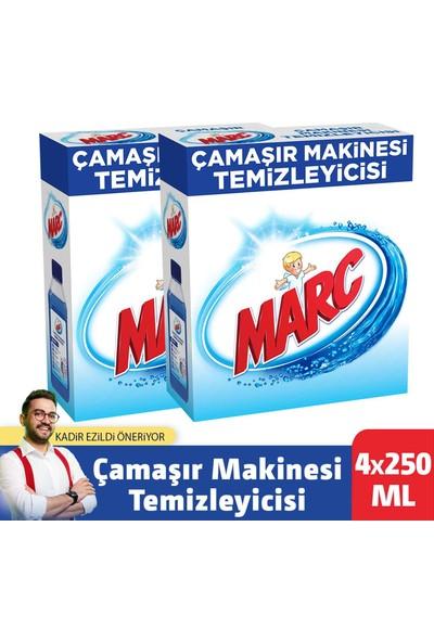 Marc Çamaşır Makinesi Temizleyicisi 4x 250 ml