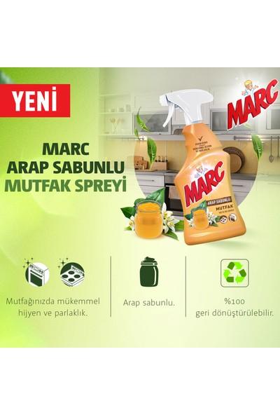 Marc Arap Sabunlu Mutfak Spreyi 750 ml x 4 Adet