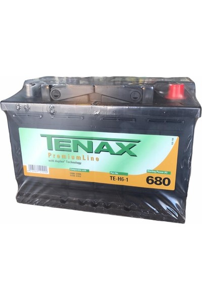 Tenax 12V 74 Ah