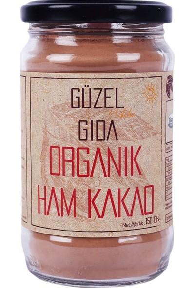 Güzel Gıda Organik Ham Kakao 150 gr