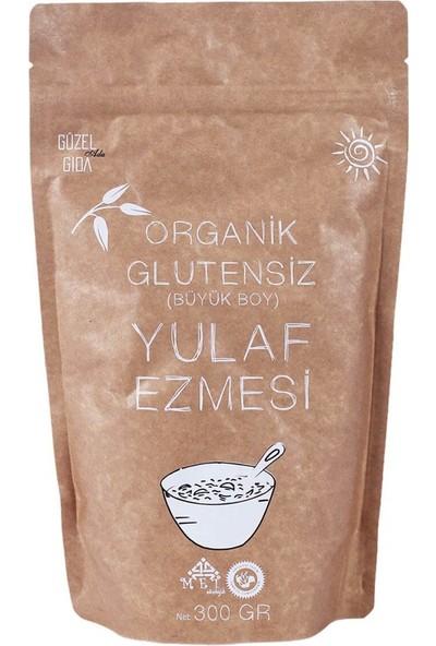 Güzel Gıda Organik Glutensiz Yulaf Ezmesi 300 gr