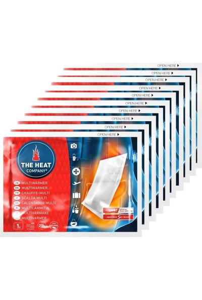 The Heat Company 20 Saat Multibodywarmer Çok Amaçlı Vücut Isıtıcı 10 Adet