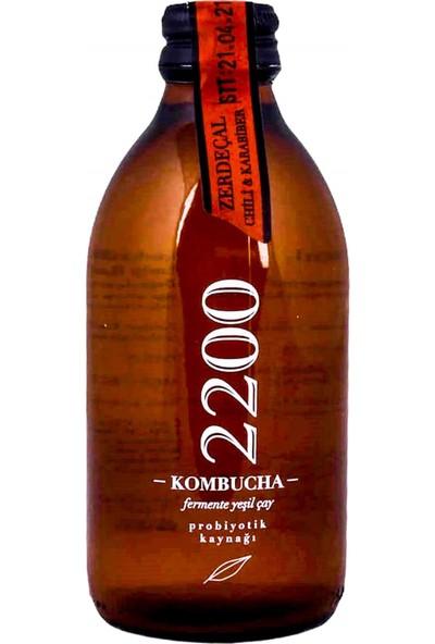 Kombucha 2200 Zerdeçal&chili 250 cc