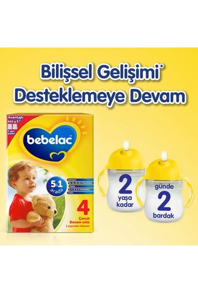 Bebelac 4 Çocuk Devam Sütü 900 gr 1 Yaşından İtibaren
