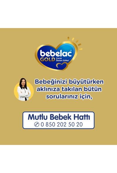 Bebelac Gold 1 Bebek Sütü 900 gr 0-6 Ay