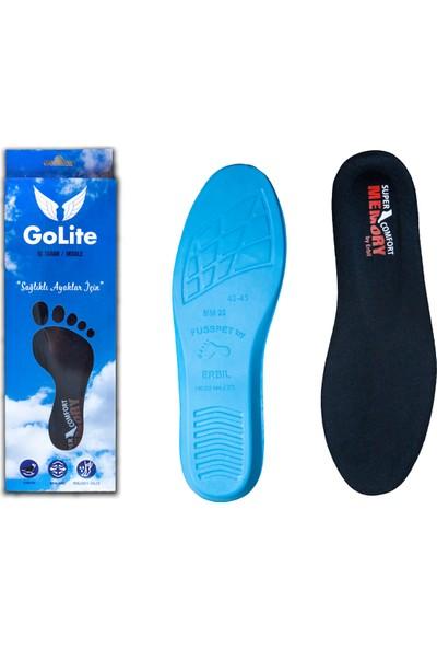 Golite Memory Foam Hafızalı Ayakkabı Iç Tabanlık M22