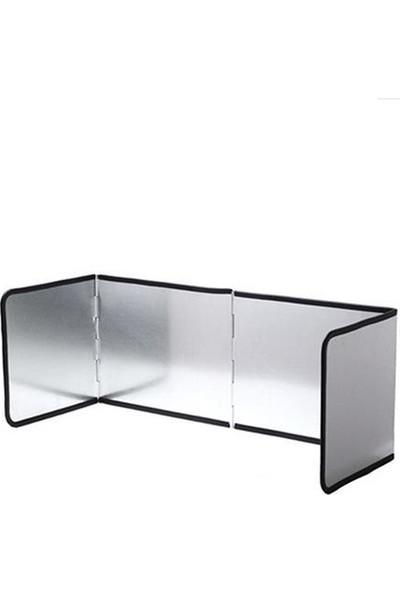Safe Kitchen&yağ Sıçratmaz Ocak Arkası Koruyucu Büyük Boy 120 x 30 cm