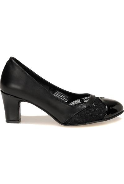 Polaris 317050.Z 1fx Siyah Kadın Gova Ayakkabı