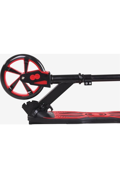Cool Wheels 12 Yaş Üzeri Kırmızı Scooter