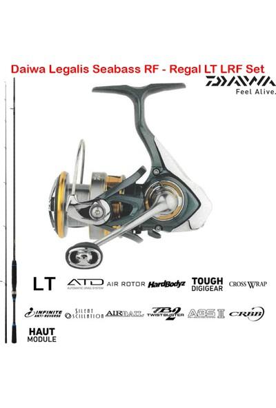 Daiwa Legalis Rf - Regal Lt Lrf Olta Seti 234CM 1-10GR-2500DXH