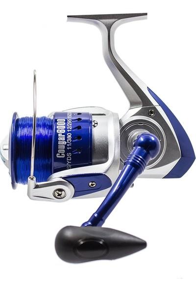 Remixon Speed 20-40GR - Cougar 6000 Olta Seti 300CM BLUE-6000 Red