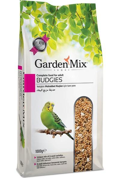 Garden Mix Gardenmix Platin Muhabbet Yemi 1kg