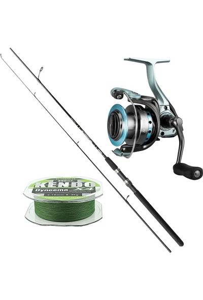 Okuma G-Force 270 cm 7-35 gr Alaris 40 Spin Set