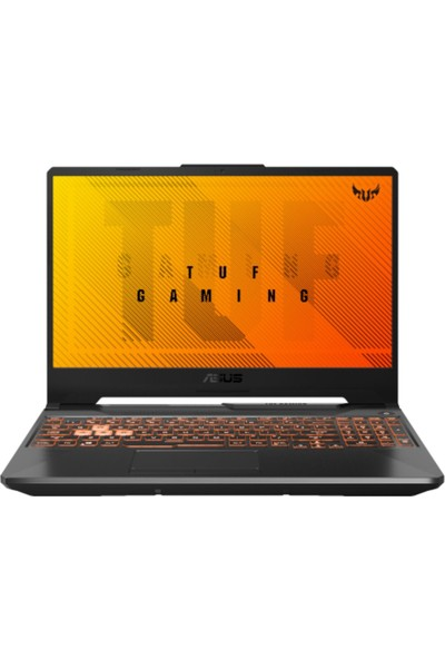"Asus FX505DT-HN536A3 AMD Ryzen 7 3750H 64GB 512GB SSD GTX1650 Freedos 15.6"" FHD Taşınabilir Bilgisayar"