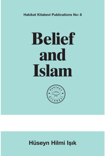Four Books In English About Religion Of Islam - Hüseyin Hilmi Işık
