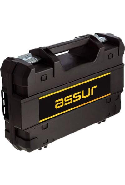 Assur Pro Plus 36W 5AH Şarjlı Vidalama Matkap 24 Pcs Usta Setli