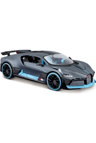 Maisto 1/24 Bugatti Divo Model Araba