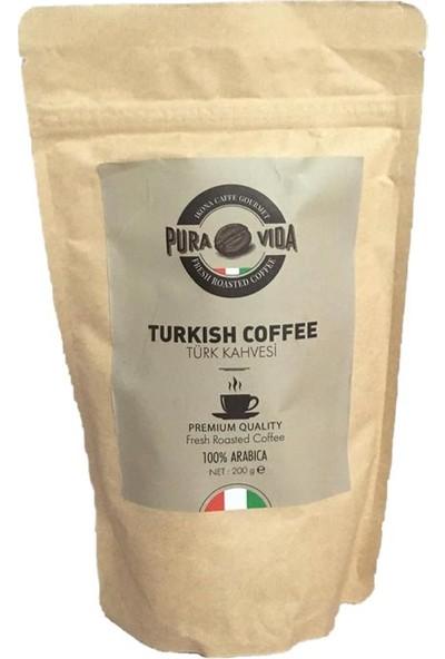 Ikona Caffe Arabica Türk Kahvesi, 200 gr