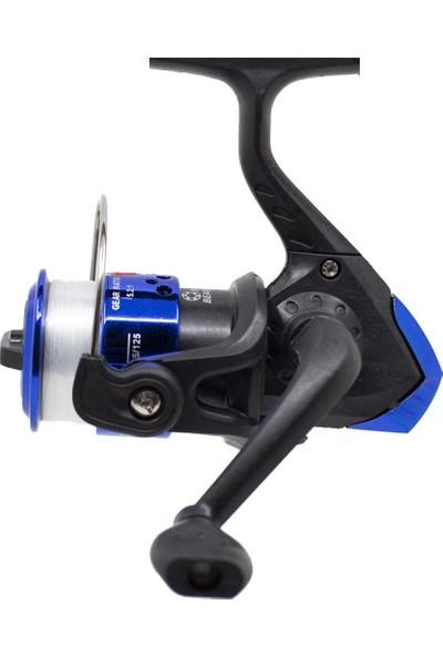 Remixon Speed 20-40GR - JM-200 Mini Olta Seti 180CM Red-Blue
