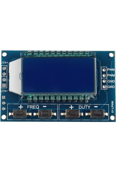 Myrobotech 1Hz-150Khz LCD Ekranlı Sinyal Jeneratör Modülü Xy-Lpwm