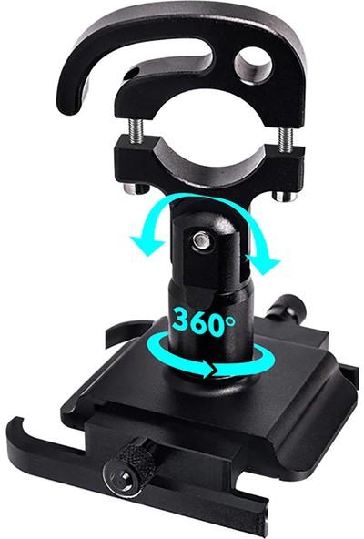 Knmaster TT-600G Gidon Bağlantılı Kancalı Telefon Tutucu