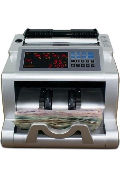 Yıldırım Karışık Para Sayma Makinesi Sahte Para Tespit Etme
