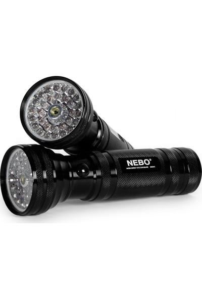 Nebo Investıgator Csı El Feneri W / Uv + Nite + Lazer + Flaş