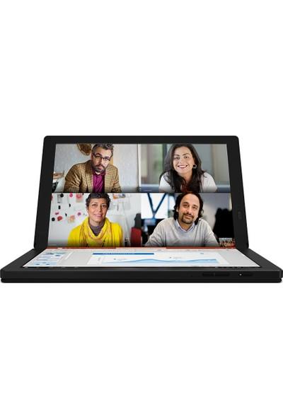 """Lenovo Thinkpad X1 Fold I5-L16G7 8gb 512GB SSD 13.3"""" Fhd Windows 10 Pro Ikisi Bir Arada Bilgisayar 20RL000YTX"""