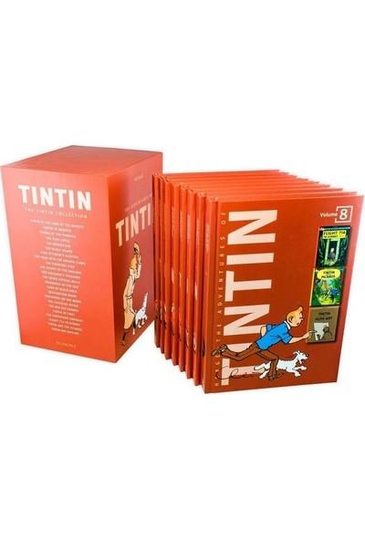 The Tintin Collection (8 Cilt Takım - Özel Kutulu)