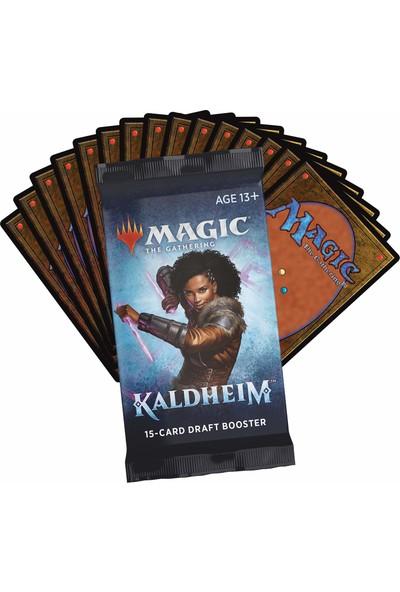 Magic The Gathering Kaldheim Draft Booster Kutusu 36 Paket (540 Magic Kartı)
