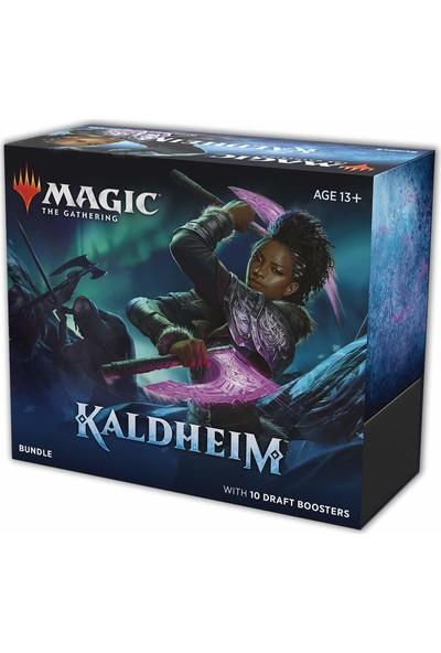 Magic The Gathering Kaldheim Bundle 10 Adet Draft Boosters + Aksesuarlar