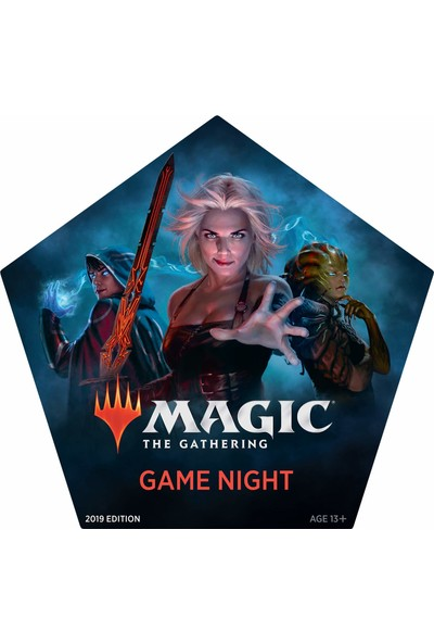 Magic The Gathering Magic Game Night 2019 Kart Oyunu
