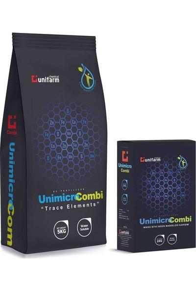 Unifarm Unimicro Combi B 0,5; Cu 0,5; Fe 2; Mn 4; Zn 6 1 kg