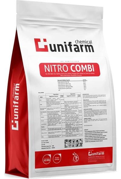 Unifarm Nitro Combi B 1,0; Cu 0,5; Fe 4,0; Mn 5,0; Zn 7,0 1 kg