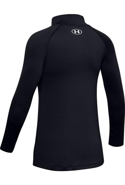 Under Armour - Uzun Kollu T-Shirt - Coldgear Ls Mock