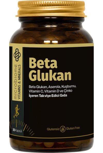 Microbiome Beta Glukan Complex 30 Kapsül