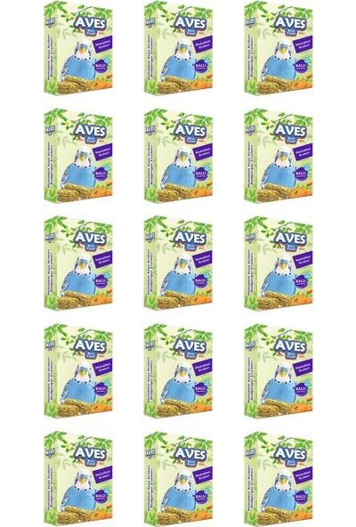 Aves Muhabbet Kuşu Tava Kraker 15 Kutu 150 Adet