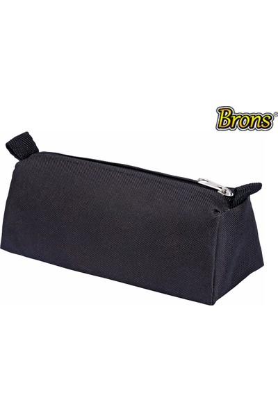 Brons BR-3020 Kalem Kutu Tek Bölmeli Üçgen