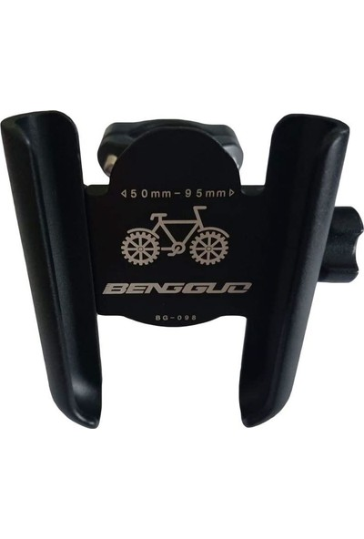 Forte Gt 360 Derece Bisiklet ve Motorsiklet Telefon Tutucu Xbyc 2084