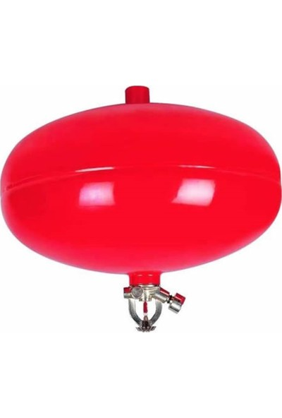 Global Tavan Tipi 12LT Abc Tozlu Yangın Söndürme Cihazı